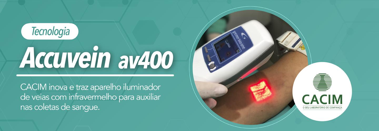 Accuvein AV400